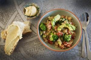 18 en 70 couscous met humus